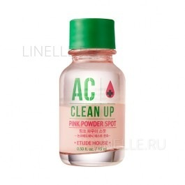 Ac clean up pink powder spot [Точечное средство для борьбы с акне ]