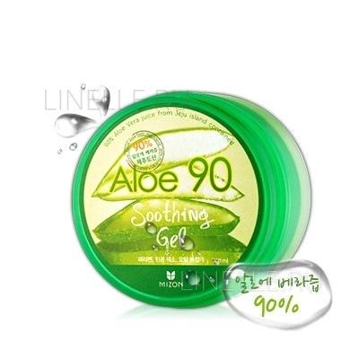 Aloe 90 soothing gel [ Увлажняющий и успокаивающий универсальный гель]