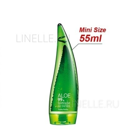 Aloe 99% soothing gel [Увлажняющий многофункциональный гель Алоэ Вера 99%]