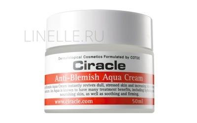 Anti-blemish aqua cream [Крем для лица увлажняющий ]