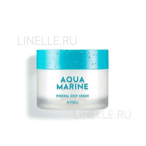 Aqua marine mineral cream [Крем минеральный увлажняющий ]