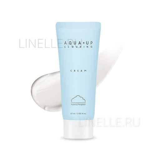 Aqua up clouding cream [Крем для лица паровой увлажняющий]