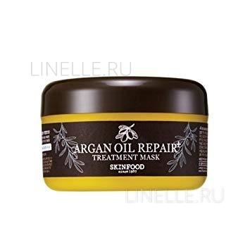 Argan oil repair plus treatment mask [Маска для волос восстанавливающая с маслом арганы]