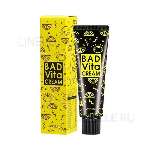 Bad vita cream [Крем для лица с витаминным комплексом]