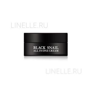 Black snail all in one cream sample [Крем для лица многофункциональный]