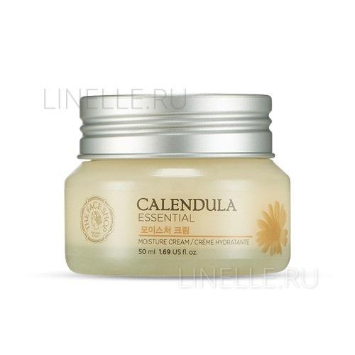 Calendula essential moisture cream [Крем увлажняющий с календулой ]