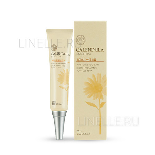 Calendula essential moisture eye cream [Крем для кожи вокруг глаз увлажняющий]