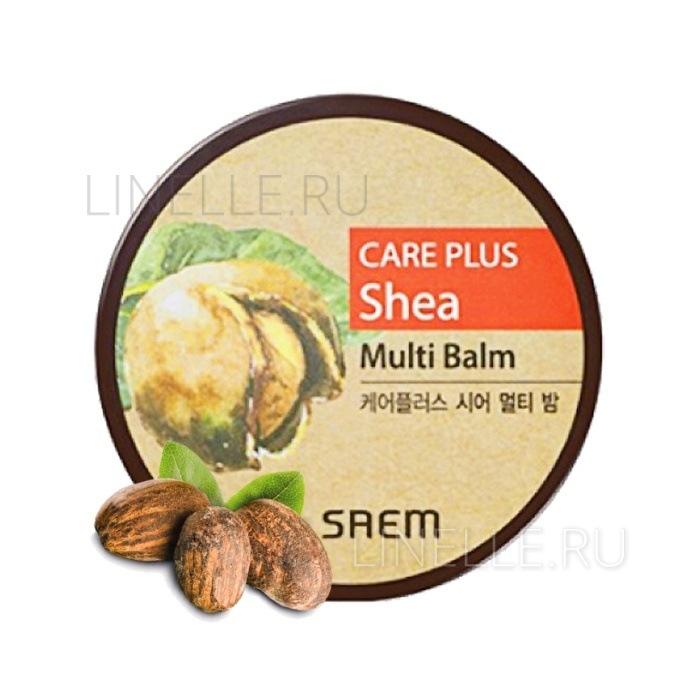 Care plus shea multi balm [ Бальзам универсальный с маслом Ши]