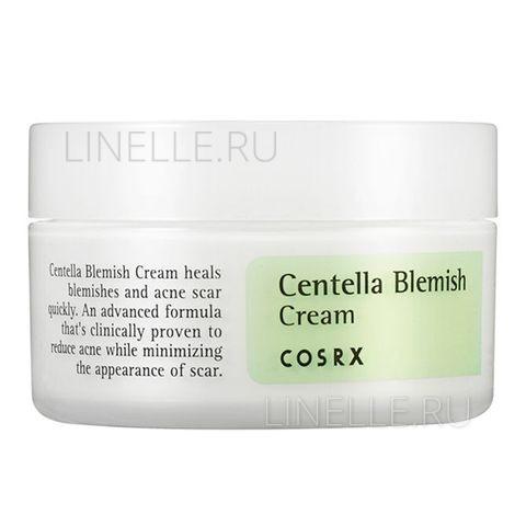 Centella blemish cream [Крем для лица с экстрактом центеллы]