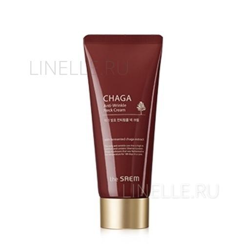 Chaga anti-wrinkle neck cream [Крем для шеи антивозрастной]