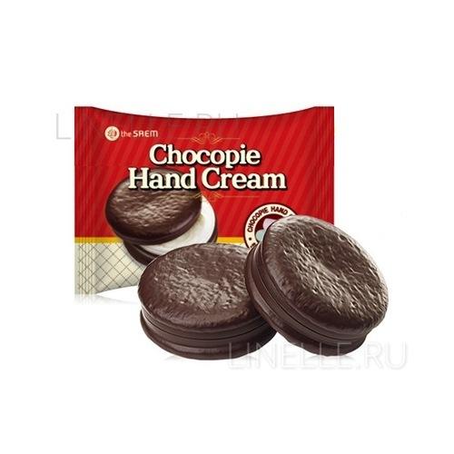 THE SAEM Chocopie hand cream marshmallow