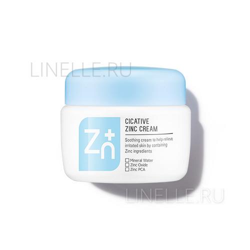 Cicative zinc cream [Крем для лица с цинком]
