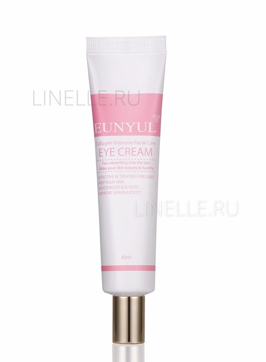Collagen intensive facial care eye cream [Активный крем для глаз]