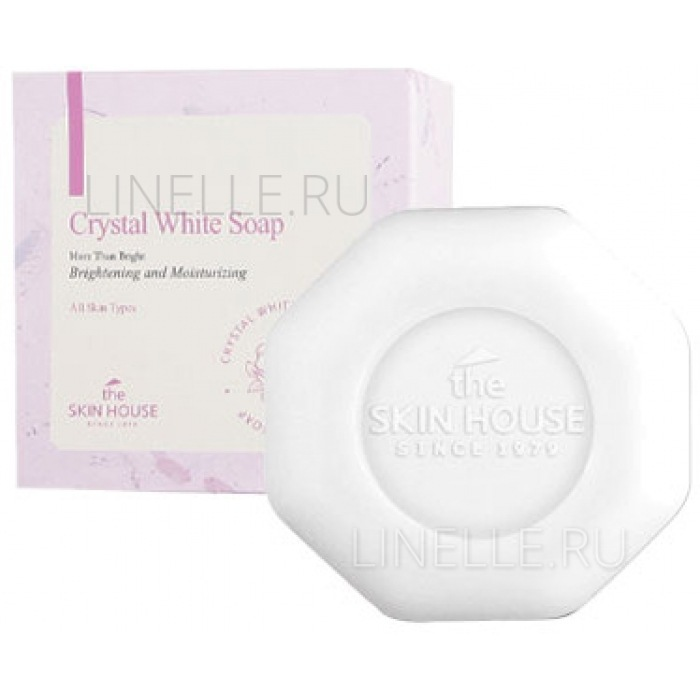 THE SKIN HOUSE Crystal white soap