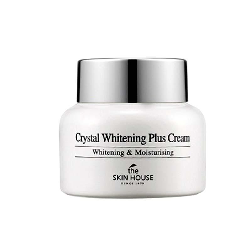 Crystal whitening plus cream [Крем Кристал Уайт]