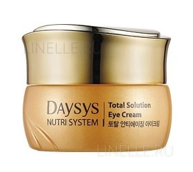 Daysys nutri system total solution eye [Крем питательный крем для глаз с эфирными маслами]