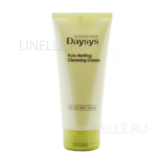 Daysys pure melting cleansing cream [Крем очищающий на основе натуральных растительных компонентов]