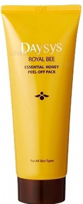 Daysys royal bee essential honey peel off pack [Питательный массажный крем-маска с экстрактами меда и прополиса]