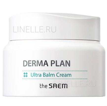 Derma plan ultra balm cream [Крем-бальзам для чувствительной кожи ]