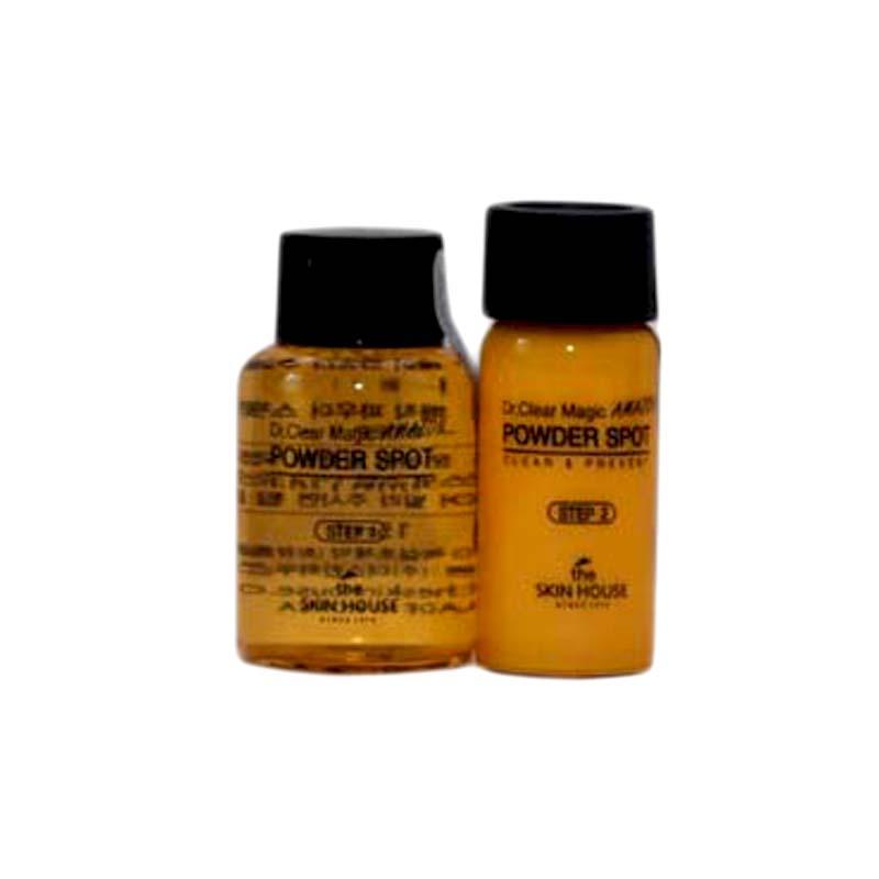 Dr. clear magic powder spot amazon [Точечное средство от воспалений шаг 1 и шаг 2]