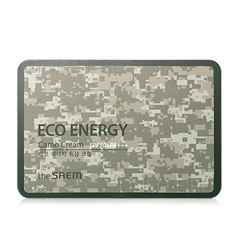 Eco energy camo cream [Крем-камуфляж]