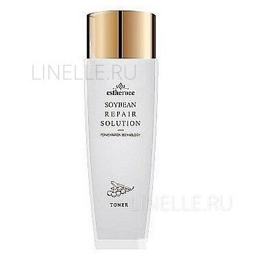 Estheroce soybean repair solution emulsion [Эмульсия для лица с экстрактом соевых бобов]