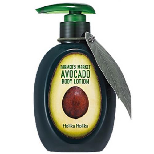 HOLIKA HOLIKA Farmer's market avocado body lotion