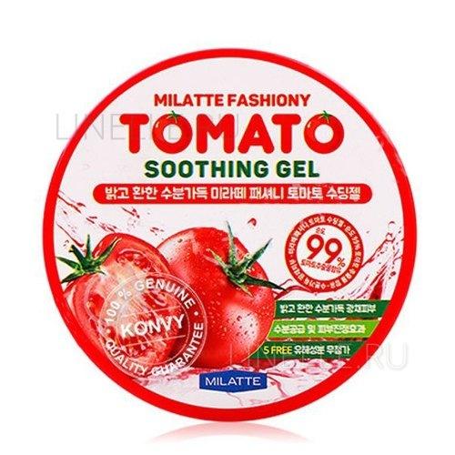 Fashiony tomato soothing gel [Гель для лица и тела многофункциональный]