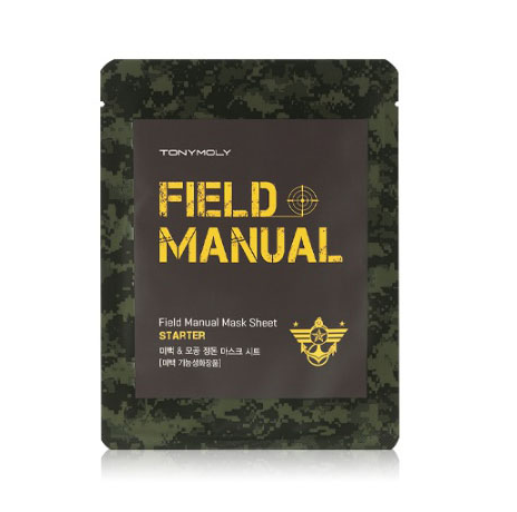 TONYMOLY Field manual defence foot patch