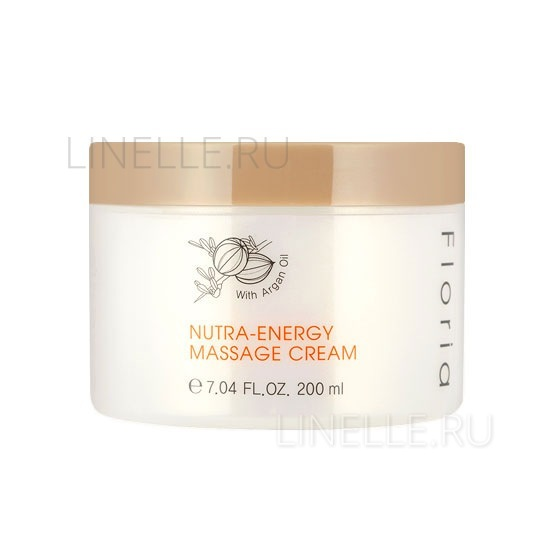 Floria nutra massage cream 2 [Крем массажный для лица]
