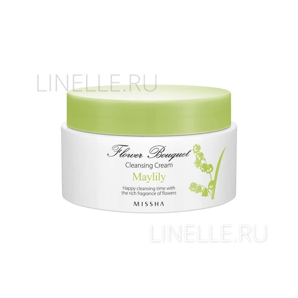 Flower Bouquet Maylily Cleansing Cream [Крем очищающий для лица]