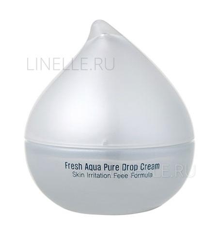 Fresh aqua pure drop cream [Крем осветляющий антивозрастной]