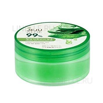 Fresh jeju aloe refreshing gel [Гель с экстрактом алоэ]