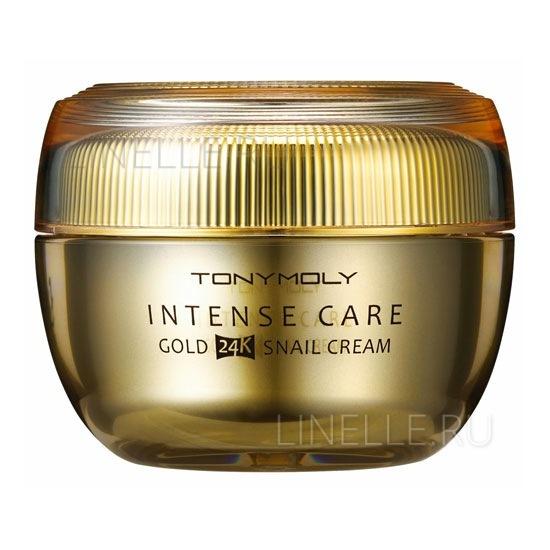 Gold 24k snail cream [Крем для лица улиточный с золотом антивозрастной]