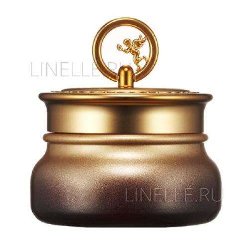 Gold caviar collagen cream [Крем для лица коллагеновый с экстрактом икры и частицами золота]