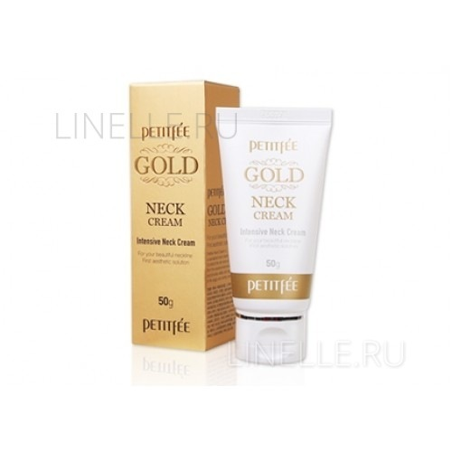 Gold neck cream  [Крем для шеи и декольте]
