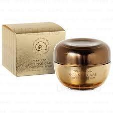 Gold snail cream [Крем для лица улиточный]