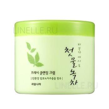 Green tea fresh cleansing cream [Крем очищающий]