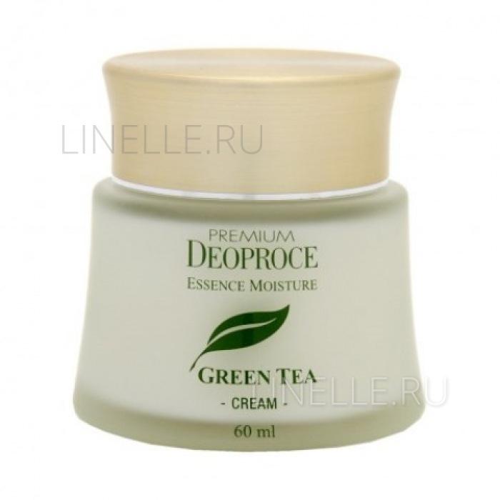 Greentea total solution cream [Крем на основе зеленого чая ]