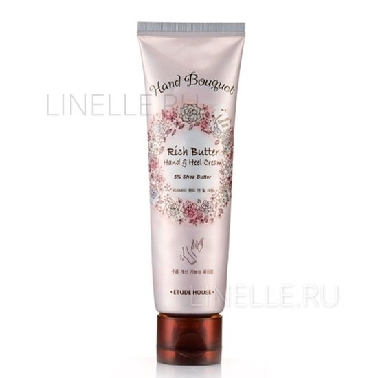 ETUDE HOUSE Hand bouquet rich butter hand & heel cream