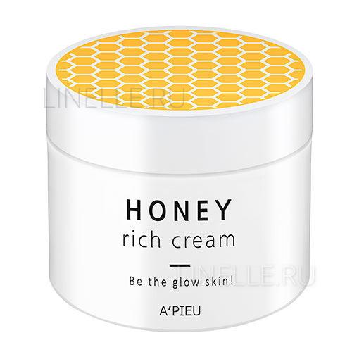 Honey rich cream [Крем для лица]