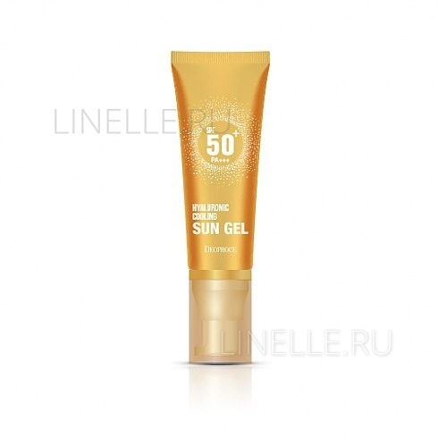 Hyaluronic cooling sun gel [Гель солнцезащитный освежающий]