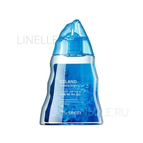 THE SAEM Iceland hydrating soothing gel