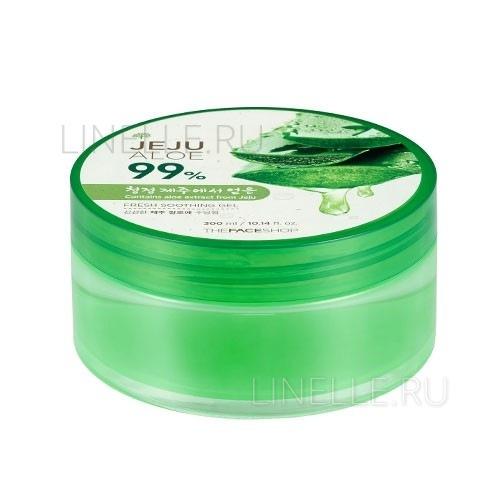 Jeju aloe fresh soothing gel [Гель универсальный с экстрактом]