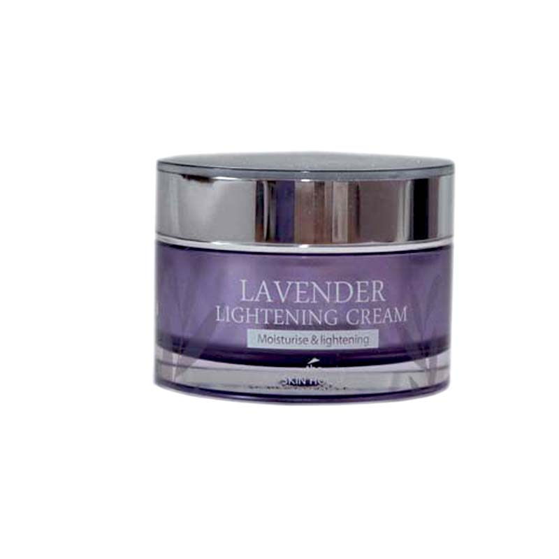 Lavender lightening cream [Осветляющий крем с экстрактом лаванды]