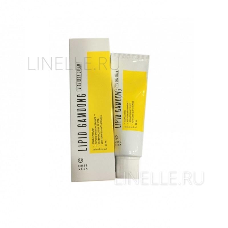 Lipid gamdong zinc cera cream [Крем восстанавливающий с цинком ]