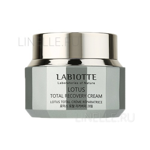 Lotus total recovery cream [Крем восстанавливающий]