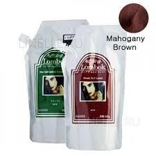 GAIN COSMETIC Mahogana brown lombok original set mahogana brown