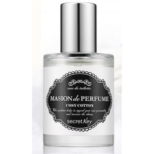 SECRET KEY Masion de perfume cosy cotton
