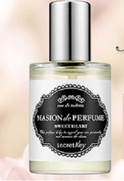 SECRET KEY Masion de perfume sweet heart